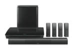 Bose Lifestyle 650 home entertainment system Zwart