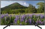 Sony KD-43XF7096 Zwart