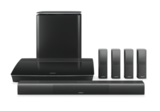 Bose Lifestyle 650 home entertainment system Zwart _
