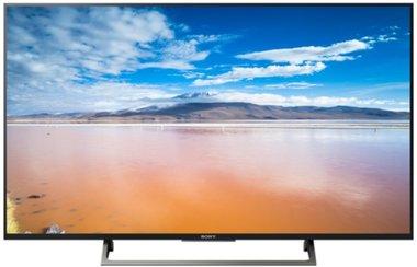 Sony KD-43XE8005 Zwart