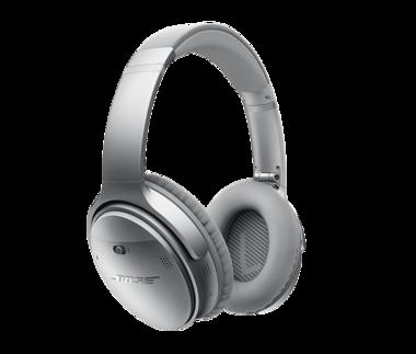 Bose QuietComfort 35 wireless headphone - zilver