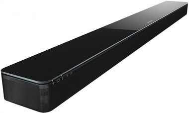 Bose Soundtouch 300 soundbar + Acoustimass 300 wireless bass module + Virtually Invisible 300 wireless surround speakers