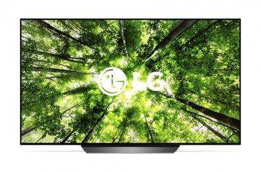 LG OLED65B8V Zwart