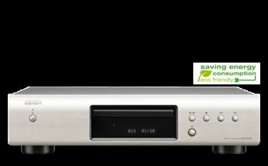 Denon DCD-520AE Premium Zilver