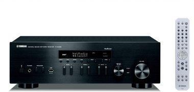 Yamaha MusicCast R-N402D (Zwart)