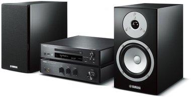 Yamaha MCR-N670D Zwart