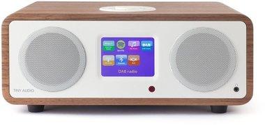 Tiny Audio Stereo DAB+ internetradio