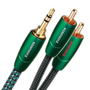 AudioQuest Evergreen 3,5/RCA 1,5 meter