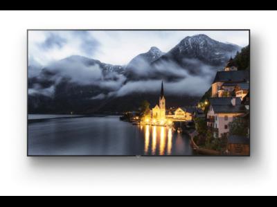 Sony KD-49XE9005 Zwart