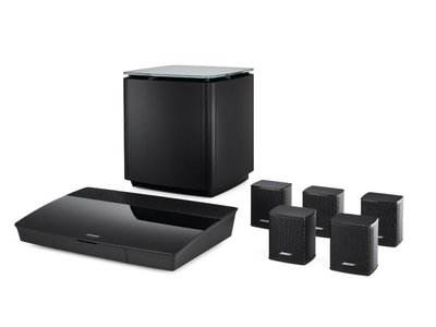 Bose Lifestyle 550 home entertainment system