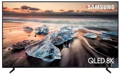 Samsung QE75Q900R Zwart