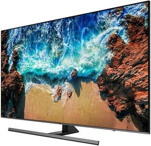 Samsung UE55NU8070 Zwart